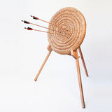 Target archery Royalty Free Stock Photos