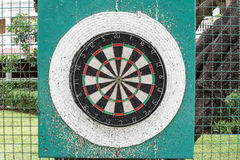 Archery targets to Success Stock Images