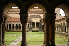 Through arches Royalty Free Stock Photo
