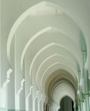 Arches. Long arches Stock Photography