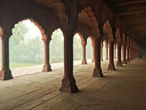 Arches, Agra, India Royalty Free Stock Photos