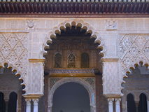 Arches in Andalucia Royalty Free Stock Photography