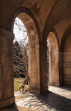 Arches of a beautiful Loggia Stock Photos