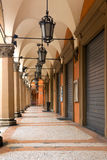 Arches of Bologna Royalty Free Stock Photography