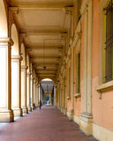 Arches of Bologna Royalty Free Stock Photo