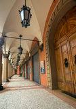 Arches of Bologna Royalty Free Stock Photos