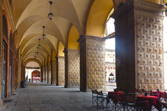 Arches of Bologna Royalty Free Stock Images