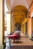 Arches of Bologna Stock Photos