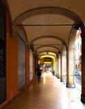 Arches of Bologna Stock Images