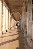 Arches in Cienfuegos, Cuba Stock Photo
