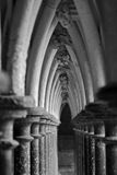 Arches and Columns Royalty Free Stock Photo