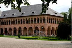 arches columns Στοκ φωτογραφία με δικαίωμα ελεύθερης χρήσης