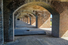 Free Arches, Fort Jefferson At The Dry Tortugas National Park Stock Photography - 36670972