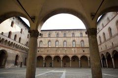 Arches in Milan Stock Photos