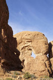Arches N.P. Utah Rpck Formation Royalty Free Stock Photography