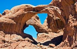 Arches Nat.Park,  Utah Royalty Free Stock Photo