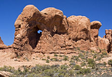 Arches Nat.Park,  Utah Stock Photography