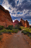 Arches National Royalty Free Stock Photography