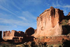 Arches National Parc Royalty Free Stock Images