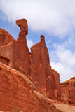 Arches National Park Royalty Free Stock Image
