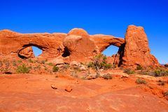 Arches National Park Royalty Free Stock Photography
