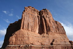 Arches. National Park Royalty Free Stock Photography