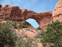Arches National Park Arch Royalty Free Stock Photos