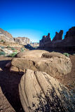 Arches National Park  fifth avenue Stock Photography