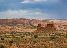 Arches National Park Stock Image