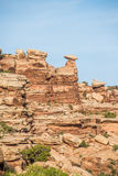 Arches National Park  Moab  USA Stock Photos