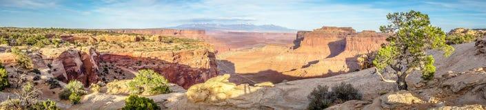 Arches National Park  Moab  Utah  USA Stock Photography