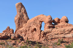 The Arches National Park Royalty Free Stock Images