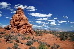 Arches National Park near Moab,USA. Arches National Park near Moab Royalty Free Stock Photo
