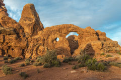 Arches National Park. Is a US National Park in eastern Utah Royalty Free Stock Photography