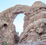 Arches National Park. Is a US National Park in eastern Utah windows area of the park Royalty Free Stock Photo