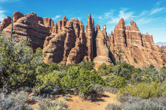 Arches National Park, USA Stock Photography