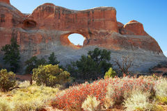 Arches National Park, USA Stock Images
