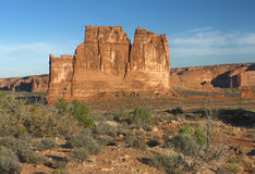 Arches National Park, USA Royalty Free Stock Images
