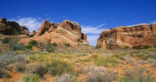 Arches National park, Utah Stock Image