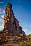 Arches National Park in Utah Royalty Free Stock Photo