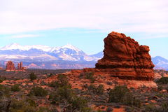 Arches National Park, Utah. Travel in Arches National Park, Utah Stock Image