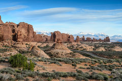 Arches National park, Utah Stock Images