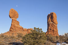 Arches National Park, Utah. Royalty Free Stock Photo