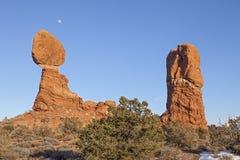 Arches National Park, Utah. Royalty Free Stock Photo