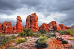 Arches National Park, Utah Royalty Free Stock Photo