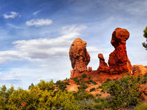 Arches National Park, Utah Royalty Free Stock Image
