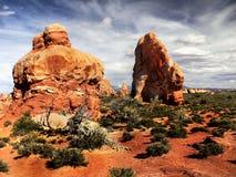 Arches National Park, Utah Stock Photos