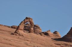 Arches National Park; Utah; Usa Royalty Free Stock Photo