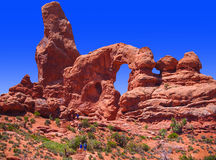 Arches National Park, Utah, USA Royalty Free Stock Photo