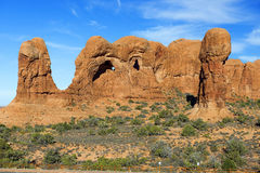 Arches National Park, Utah, USA Royalty Free Stock Photography